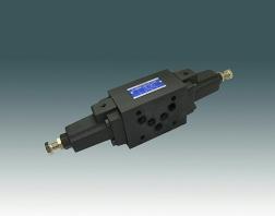 叠加式顺序阀油泵