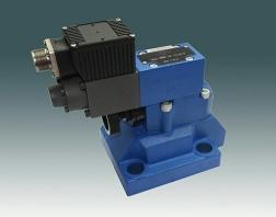 叠加式液控单向阀电磁阀